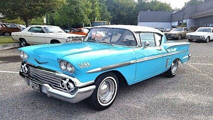 1958 Chevrolet Impala for sale 100790705