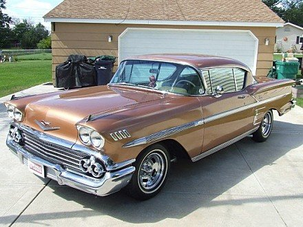 1958 Chevrolet Impala for sale 100805959