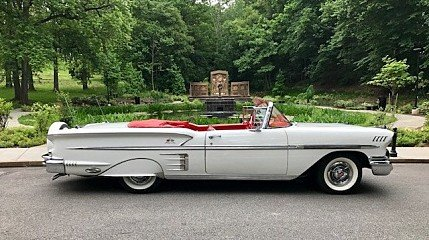 1958 Chevrolet Impala for sale 100839244