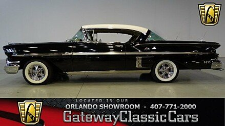 1958 Chevrolet Impala for sale 100852672