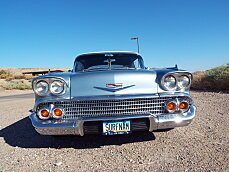 1958 Chevrolet Impala Coupe for sale 100859538