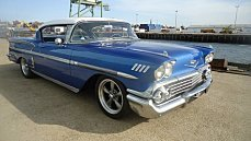 1958 Chevrolet Impala for sale 100863621