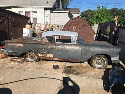 1958 Chevrolet Impala for sale 100895774