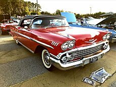 1958 Chevrolet Impala for sale 100895886