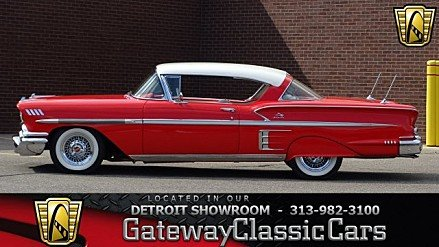 1958 Chevrolet Impala for sale 100909060