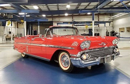 1958 Chevrolet Impala for sale 100931833