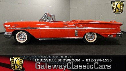 1958 Chevrolet Impala for sale 100932631
