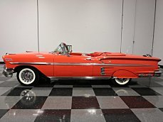 1958 Chevrolet Impala for sale 100945701