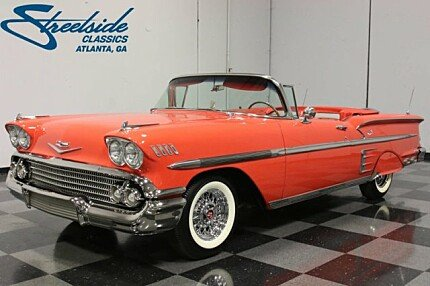 1958 Chevrolet Impala for sale 100957464