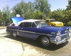 1958 Chevrolet Impala for sale 100959636