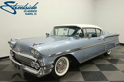 1958 Chevrolet Impala for sale 100978315