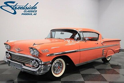 1958 Chevrolet Impala for sale 100978424