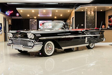 1958 Chevrolet Impala for sale 100981162