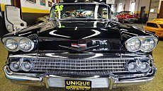 1958 Chevrolet Impala for sale 100989694