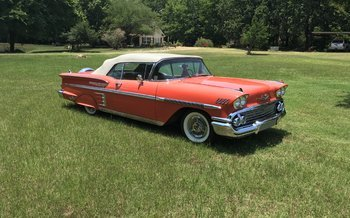 1958 Chevrolet Impala Coupe for sale 100992933
