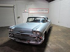 1958 Chevrolet Impala for sale 101009235