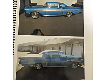 1958 Chevrolet Impala Coupe for sale 101018557