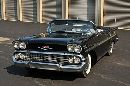 1958 Chevrolet Impala for sale 101021179
