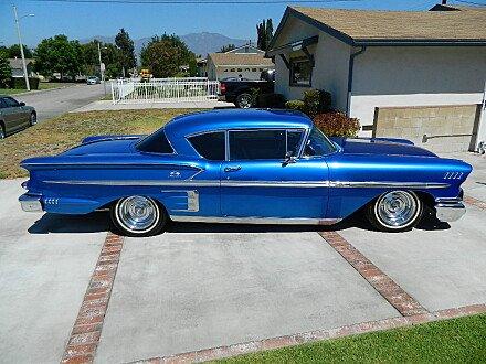 1958 Chevrolet Impala for sale 101033603