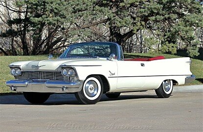 1958 Chrysler Imperial for sale 100930012