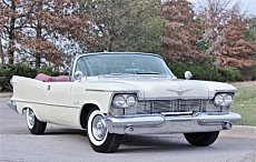 1958 Chrysler Imperial for sale 101000165