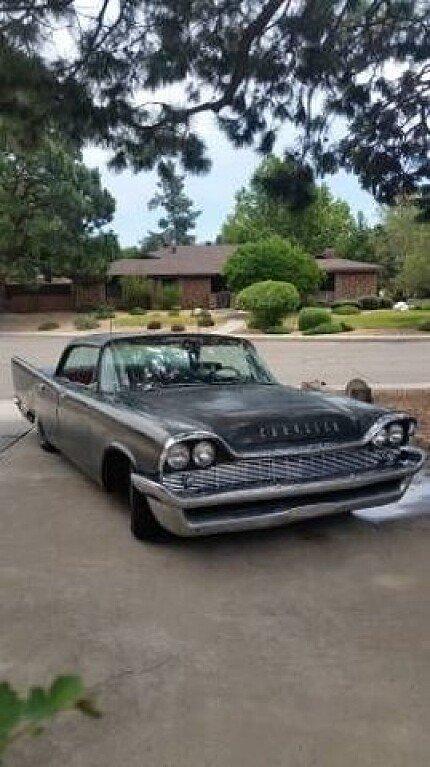 1958 Chrysler Windsor for sale 100824320
