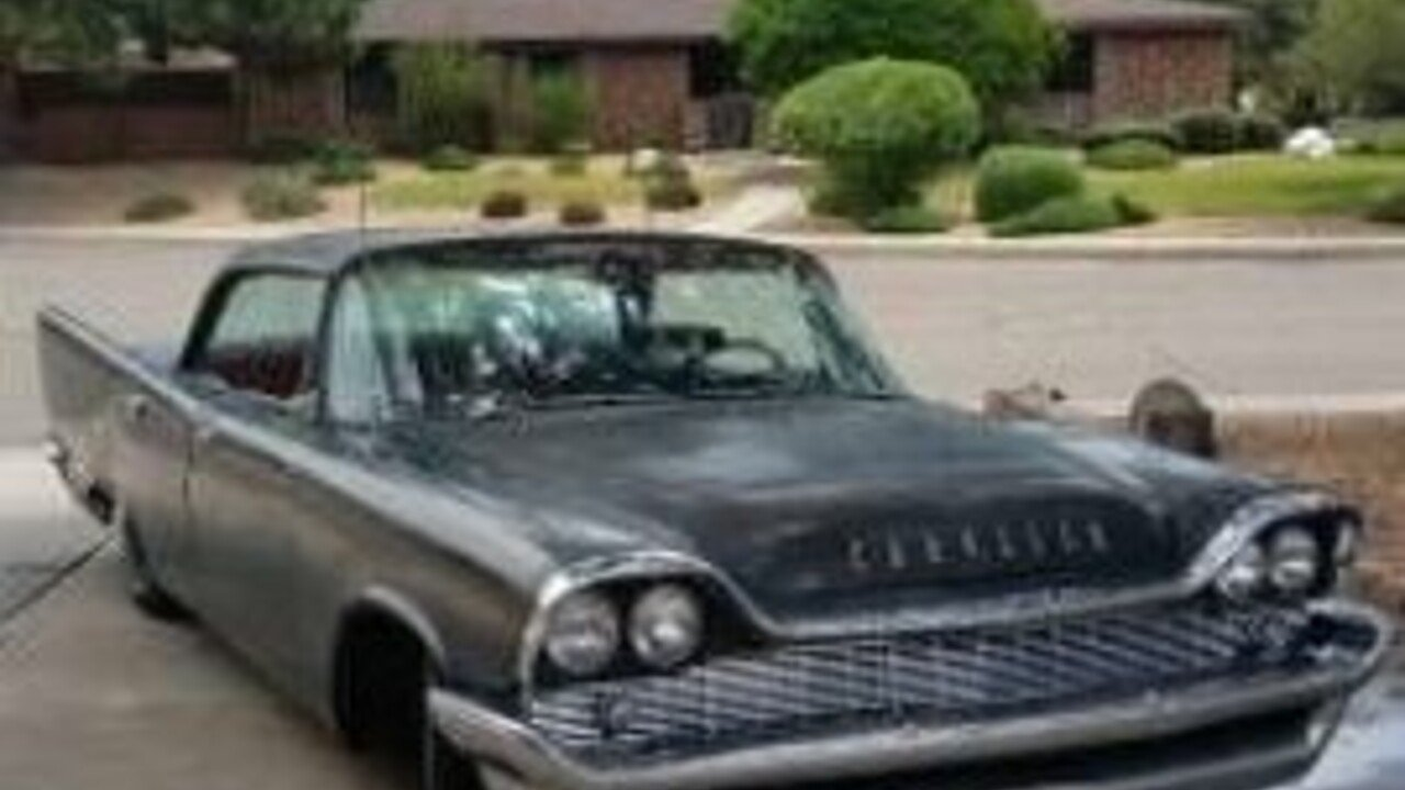 1958 Chrysler Windsor for sale near Cadillac, Michigan 49601 ...