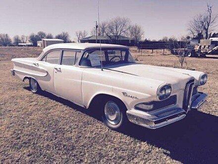 1958 Edsel Citation for sale 100824288