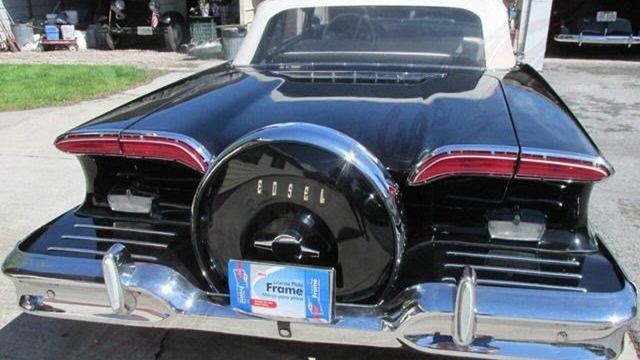 1958 Edsel Pacer for sale near Arlington, Texas 76001 - Classics ...