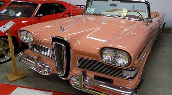 1958 Edsel Pacer for sale 100971869