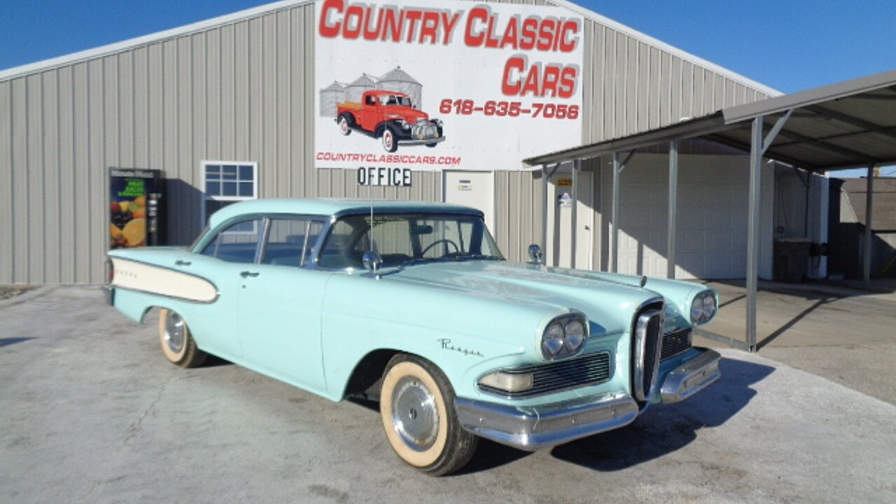 1958 Edsel Ranger For Sale 100943125