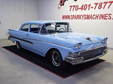 1958 Ford Custom for sale 100784749