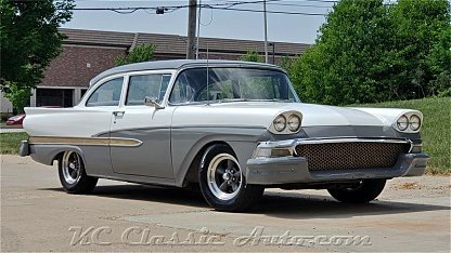 1958 Ford Custom for sale 100989626