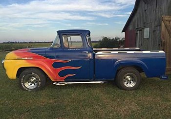 1958 Ford F100 for sale 100798407