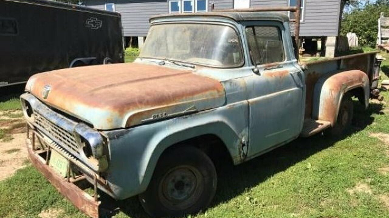 1958 Ford F100 Classics for Sale - Classics on Autotrader