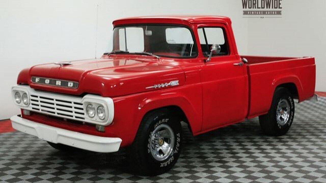 1958 Ford F100 for sale near Denver, Colorado 80205 - Classics on ...