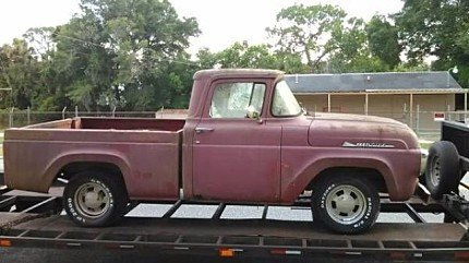 1958 Ford F100 for sale 100824392