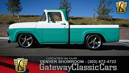 1958 Ford F100 for sale 100964641