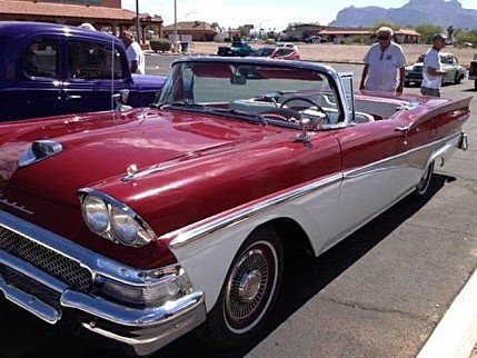 1958 Ford Fairlane for sale 100722242