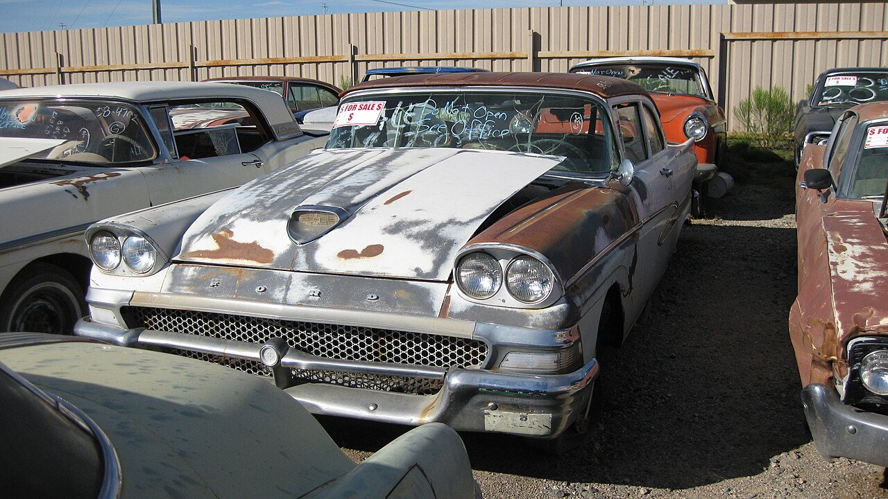 1958 Ford Fairlane for sale near Phoenix, Arizona 85085 - Classics ...