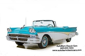 1958 Ford Fairlane for sale 100860197