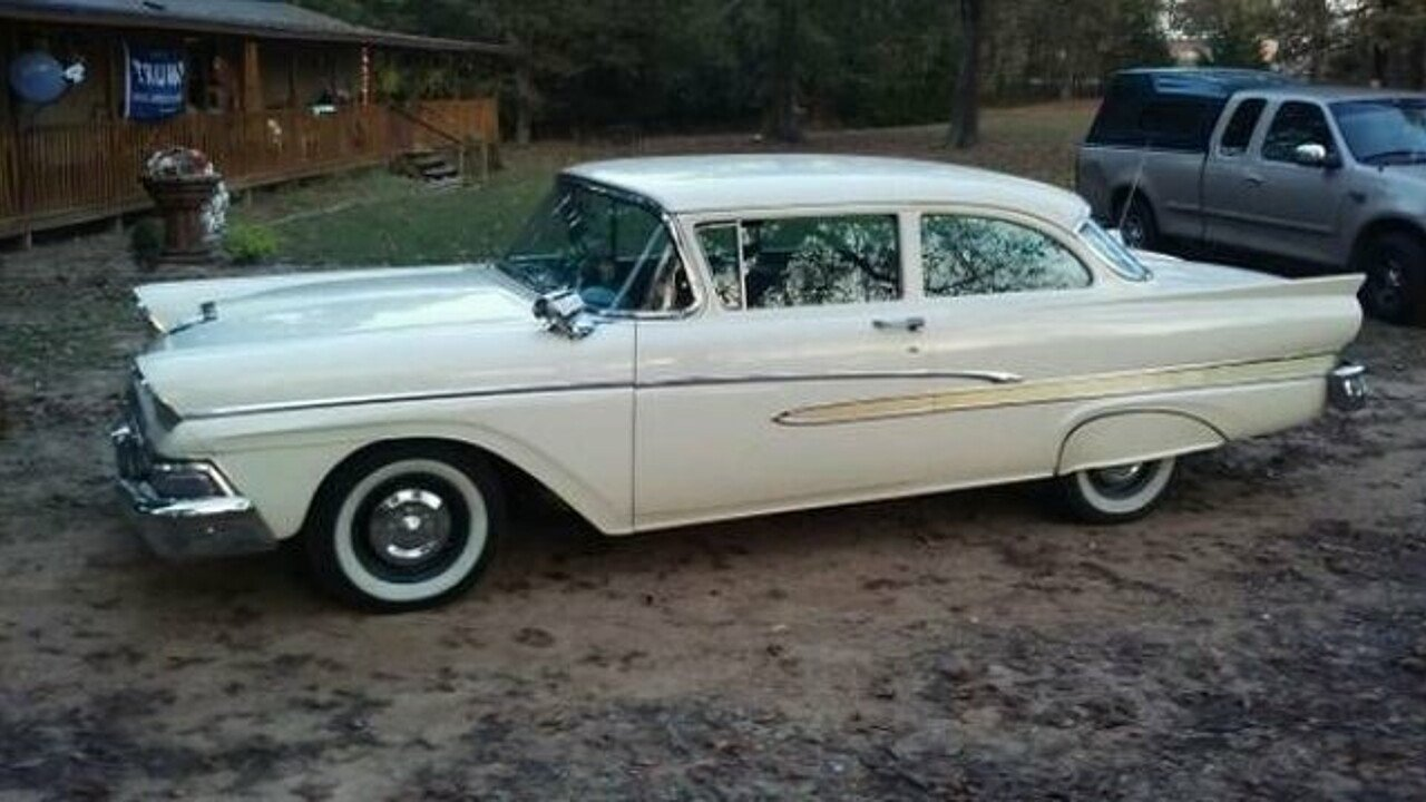1958 Ford Fairlane for sale 100877628
