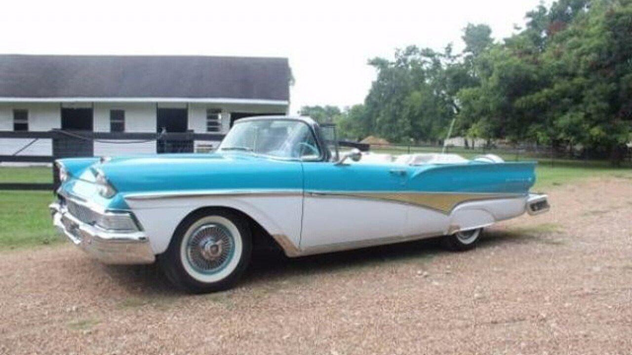 1958 Ford Fairlane for sale near Cadillac, Michigan 49601 ...