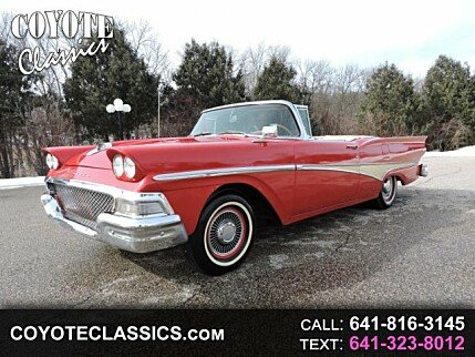 1958 Ford Fairlane for sale 100931829