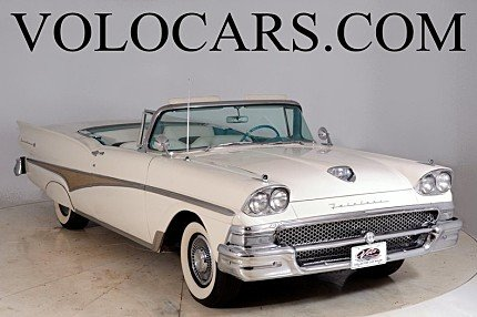 1958 Ford Other Ford Models for sale 100770627