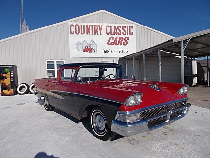 1958 Ford Ranchero for sale 100758070
