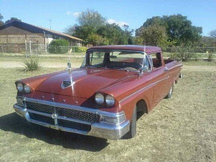 1958 Ford Ranchero for sale 100804494