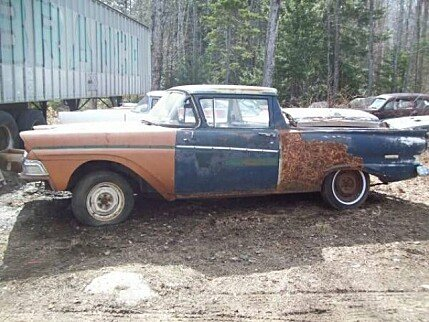 1958 Ford Ranchero for sale 100892469