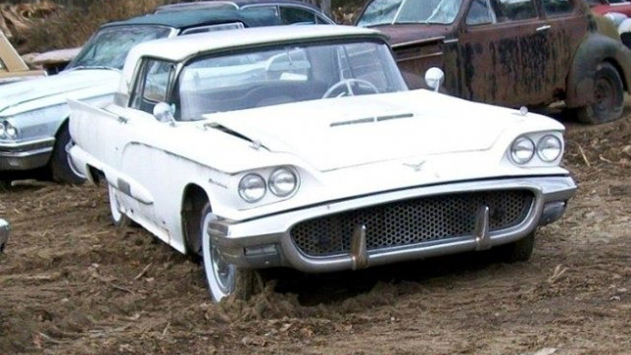1958 Ford Thunderbird for sale 100892471