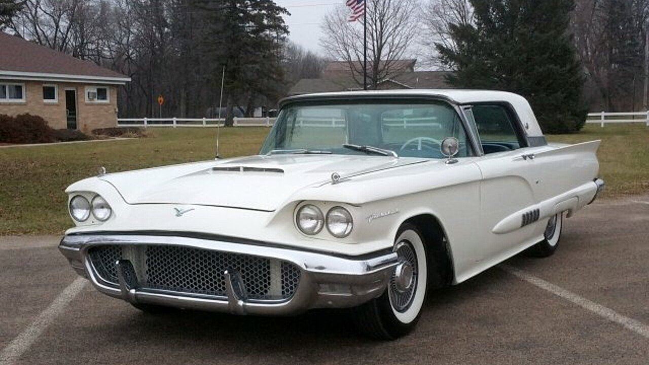 1958 Ford Thunderbird for sale 100929526